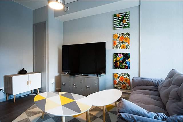 Rénovation et décoration d'un appartement Mulhousien - MV Service