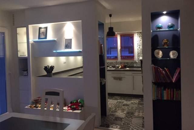 Réorganisation et décoration d'un espace de vie d'une maison individuelle - MV Service