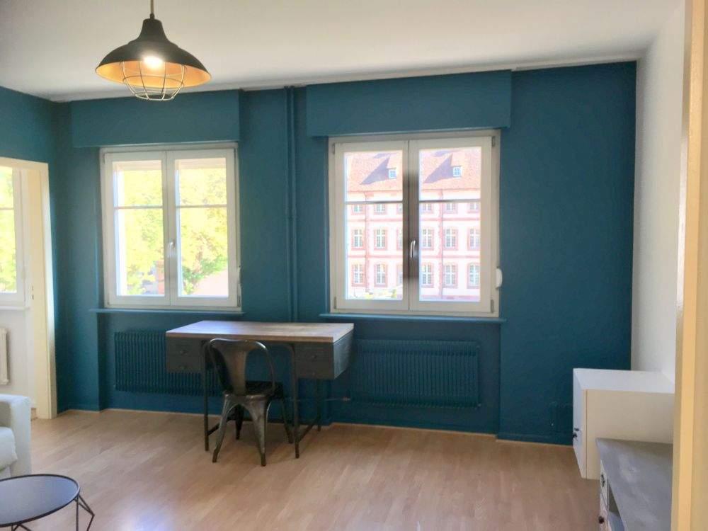 Rénovation et décoration de 3 appartements à Colmar - MV Service