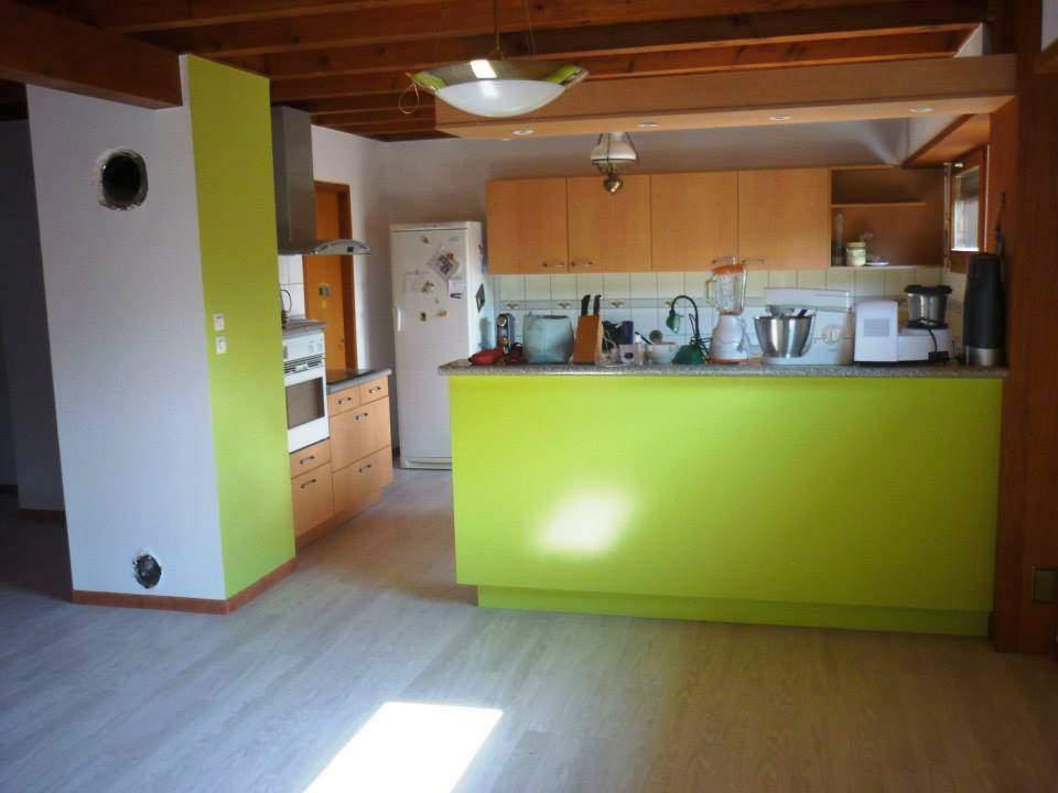 Rénovation d'une maison Aspach - MV Service