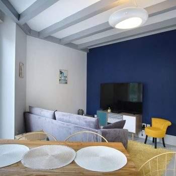 Rénovation, harmonisation et ameublement d'un appartement