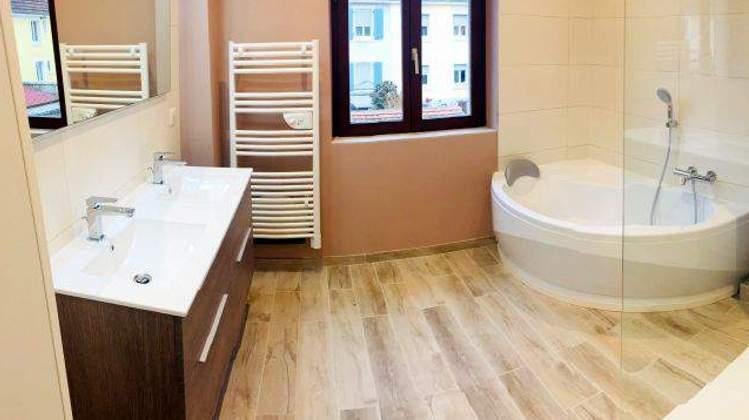 Relooking d'une salle de bain - MV Service
